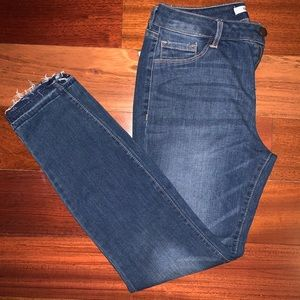 Refuge Skintight Legging Jeans - Size 8
